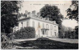 91 ETIOLLES - Chateau De Chevreuse - Frankreich