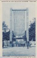 Exposition Des Arts Décoratifs Modernes Paris 1925 (pk56108) - Exposiciones