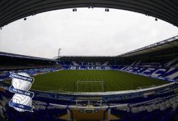 Stadium St. Andrew's (Birmingham City,England) Postcard - Size: 15x10 Cm. Aprox - Fútbol