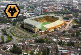 Stadium Molineux (Wolverhampton Wanderers,England) Postcard - Size: 15x10 Cm. Aprox - Fútbol