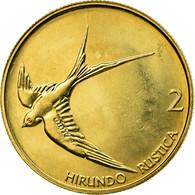 Monnaie, Slovénie, 2 Tolarja, 2004, TTB, Nickel-brass, KM:5 - Slovénie