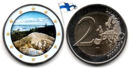 Finlande - 2 Euro 2018 (Koli National Landscape - Color) - Finlande