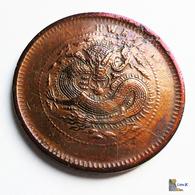 China - Anhwei Province - 10 Cash - 1902/06 - China