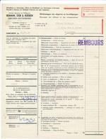 Reimann, Stok & Kersken, Esschen - Afrekening + Douane Overdracht- En Weeldetaks - (ref. 32) - 1950 - ...