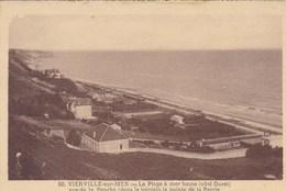 Vierville Sur Mer, La Plage A Mer Haute (pk56122) - France