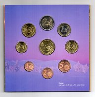 Finlandia - 2003 - Serie Divisionale FDC - 8 Valori + Medaglia - Con Doppia Custodia - Vedi Foto - (MW2002) - Finlandia