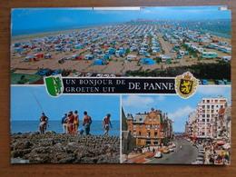 Belgische Kust / Groeten Uit De Panne --> Beschreven 1975 - De Panne