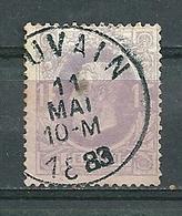 36 Gestempeld LOUVAIN - Cote 20,00 - 1869-1883 Léopold II