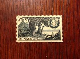 Monaco N° 59 Oblitéré. - Poste Aérienne