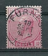 38 Gestempeld FURNES - 1883 Leopold II