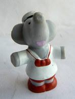 FIGURINE MARQUE INCONNUE BABAR  - DE BRUNHOFF ARTHUR 1988 PVC - Figurines
