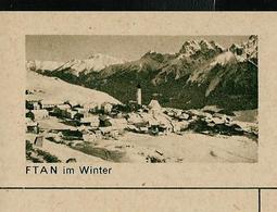 Carte Illustré Neuve N° 182 - 0136 D   - FTAN Im Winter  (Zumstein 2009) - Entiers Postaux