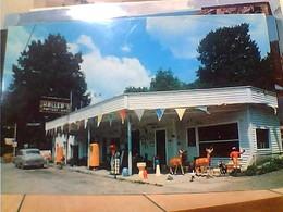 USA Pennsylvania TIONESTA  HALLER'S AMOCO SERVICE  DISTRIBUTORE BENZINA N1965 HA7801 - United States