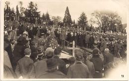 Aviation - Obsèques De L'aviateur Marcel Lugrin à Lausanne - 1915 - Rare - Aviateurs