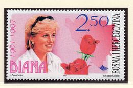 1997 - BOSNIA ERZEGOVINA - Mi.  Nr. 113 - NH - (UP121.25) - Bosnia Erzegovina
