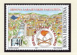 1997 - BOSNIA ERZEGOVINA - Mi.  Nr. 110 - NH - (UP121.25) - Bosnia Erzegovina