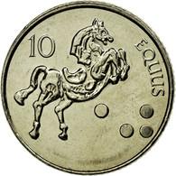 Monnaie, Slovénie, 10 Tolarjev, 2006, TTB, Copper-nickel, KM:41 - Slovénie