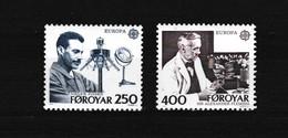 Faeroer 1983 Nr 78/79 **, Zeer Mooi Lot Krt 4102 - Féroé (Iles)