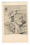 """Louis  Raemaekers    -   """"  Asphyxie  Lente  """"    """"  Slow   Asphyxiation  """" - Illustrateurs & Photographes"""