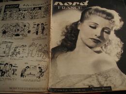 NORD FRANCE/SIMONE RENAN/OSTRICOURT /BOURVIL/SAINT OMER /VIN CROIX LA BASSEE  TABAC /TIR A L ARC BEAUTE - Livres, BD, Revues
