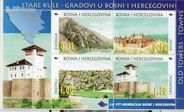 1998 - BOSNIA ERZEGOVINA - Mi.  Nr. MH 2 - NH - (UP121.25) - Bosnia Erzegovina