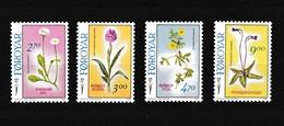 Faeroer 1988 Nr 156/59 **, Zeer Mooi Lot Krt 4107 - Féroé (Iles)
