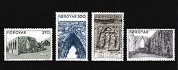Faeroer 1988 Nr 169/72 **, Zeer Mooi Lot Krt 4108 - Féroé (Iles)