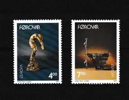 Faeroer 1993 Nr 240/41 **, Zeer Mooi Lot Krt 4109 - Féroé (Iles)