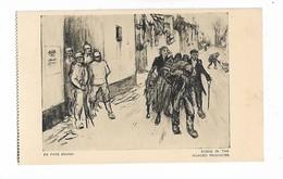 "Louis  Raemaekers    -   "" En  Pays   Envahi  ""    ""  Scene  In   Thr  Invaded  Provinces  "" - Illustrateurs & Photographes"