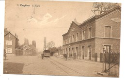 ENGHEIN  La Gare - Enghien - Edingen
