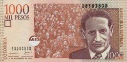 Colombia 1.000 Pesos, P-456a (1.11.2005) - UNC - Kolumbien