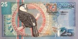 Suriname 25 Gulden, P-148 (1.1.2000) - UNC - Surinam