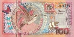 Suriname 100 Gulden, P-149 (1.1.2000) - UNC - Surinam