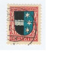 SUISSE N° 224 Ob   Cote 1,50 Euros - Schweiz