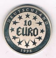 10 EURO 1998 EUROPA DUITSLAND /1055/ - Deutschland