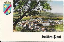SOLLIES-PONT : Vue Générale - Sollies Pont
