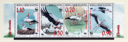1998 - BOSNIA ERZEGOVINA - Mi.  Nr. 132/135 - NH - (UP121.26) - Bosnia Erzegovina