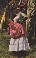 Martinique Costume Créole La Jupe (2 Scans) - Martinique