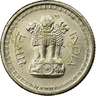Monnaie, INDIA-REPUBLIC, 25 Naye Paise, 1960, TTB, Nickel, KM:47.1 - Inde