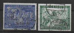 Deutschland Gemeinschafstsausgaben 942 + 968 - Zona AAS