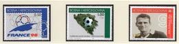 1998 - BOSNIA ERZEGOVINA - Mi.  Nr. 137/139 - NH - (UP121.26) - Bosnia Erzegovina