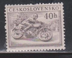 CZECHOSLOVAKIA Scott # 612 MH - Czechoslovakia