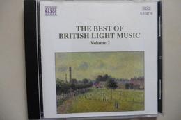 CD Musique Classique - The Best Of British Light Music Volume 2 - Naxos - Ketelbey, Farnon, Curzon Etc - Classical