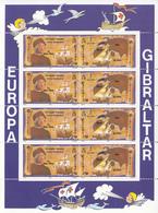 1992 Gibraltar Columbus Ships Europa Explorer Miniature Sheets Of 8   MNH - Gibilterra