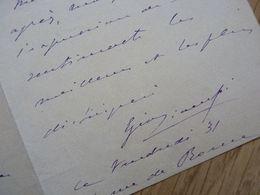 Ezio CIAMPI (opera) - Autographs