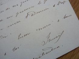 ISMAEL (artiste Lyrique Opera) - Autographs