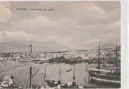Cartolina - Palermo - Panorama Del Porto - Palermo