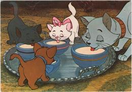 De Wonderlijke Wereld Van Walt Disney - Aristokatten - Aristocats - Disney