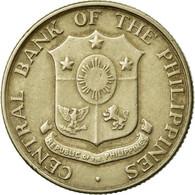 Monnaie, Philippines, 10 Centavos, 1963, TB+, Copper-Nickel-Zinc, KM:188 - Philippines