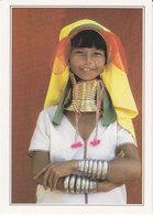 Birmanie Loi-Kaw Femmes Girafes (2 Scans) - Myanmar (Burma)
